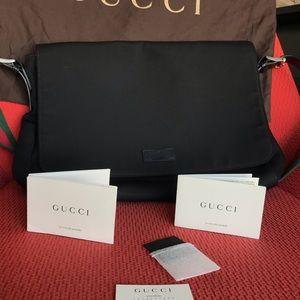 Gucci Techno Canvas Messenger Bag 💼 Make an offer